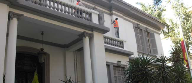 Embassy of Spain in Cairo Residence